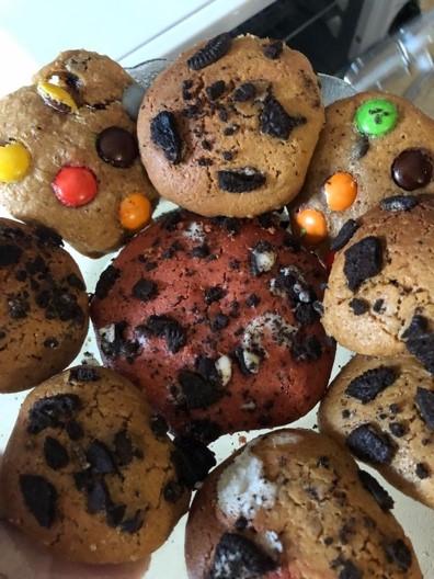 Cookies oreo
