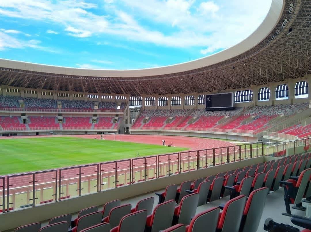 """Stadion Papua Bangkit Masuk Nominasi """"Stadium of The Year"""""""