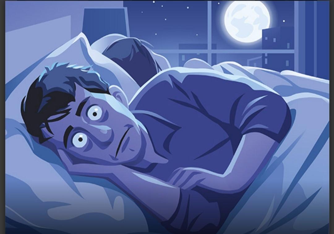 Ketahui Penyebab Imsomnia