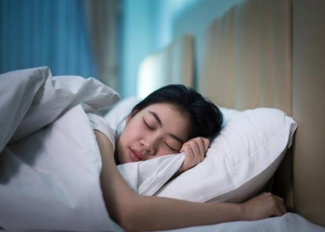 Tips Tidur Nyenyak Di Malam Hari