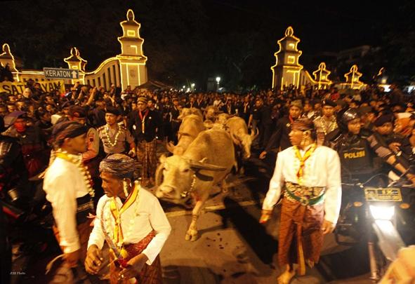 Kirab Pusaka sebagai Tradisi Istimewa dalam Menyambut Tahun Baru Hijriyah