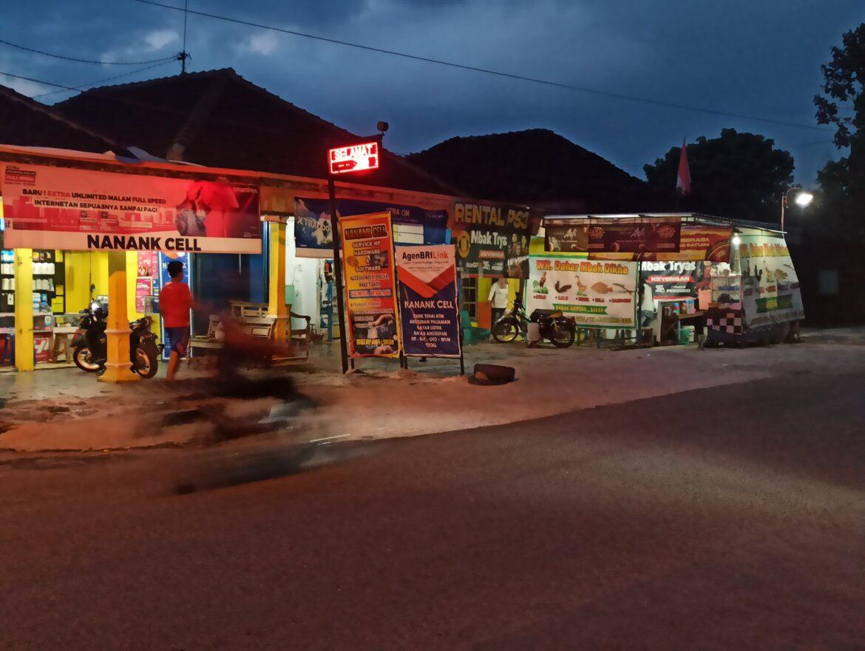 UMKM Pedagang Kecil Desa Keyongan