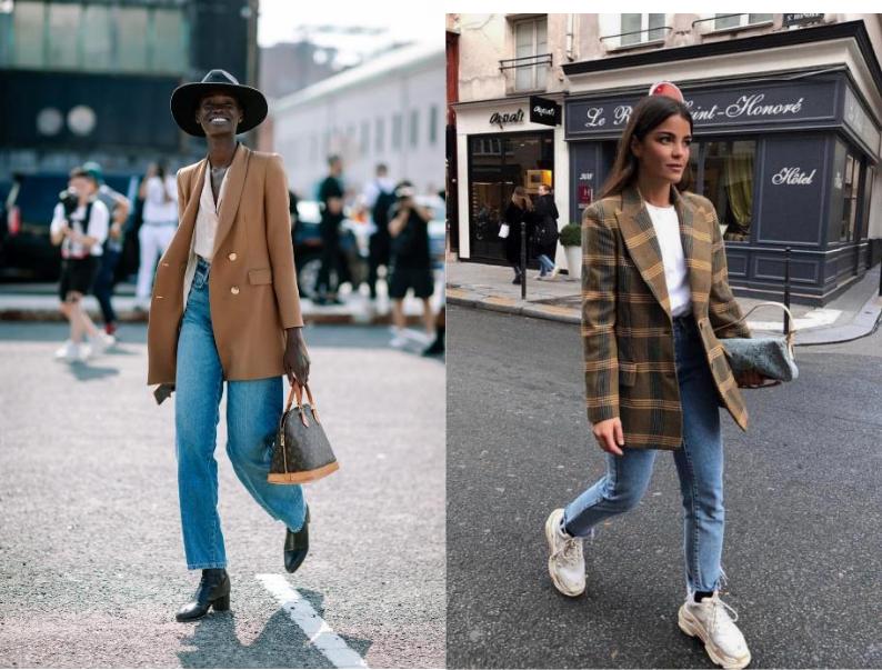 Inspirasi Outfit Simple untuk Menunjang Aktivitas