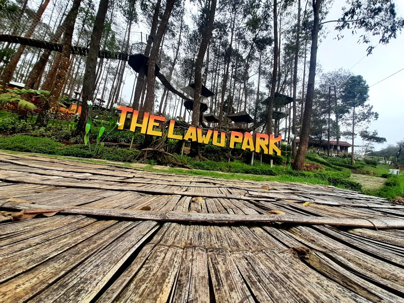 Wisata The Lawu Park