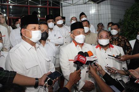 Wacana Usung Prabowo di Pilpres 2024 Bareng PDIP, Pengamat: Gerindra Cek Ombak